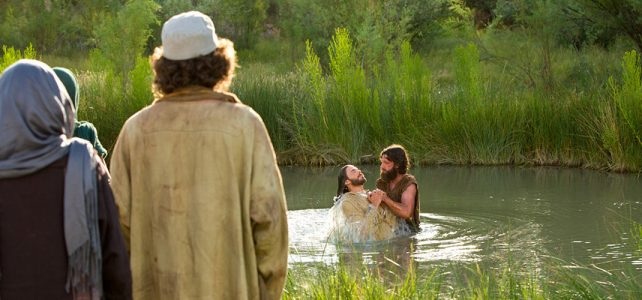 Evanđelje po Luki 3,15-16.21-22