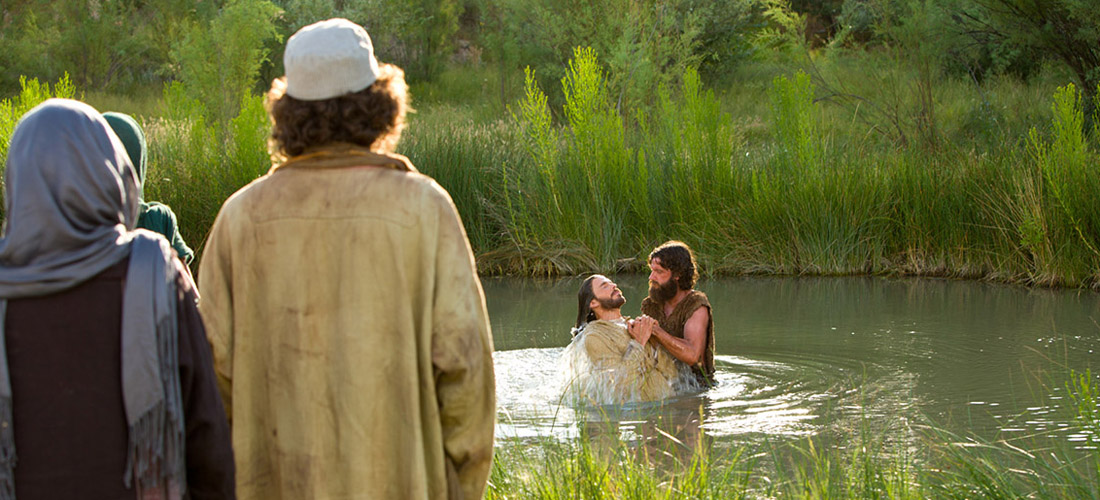 Evo Jaganjca Božjeg koji oduzima grijeh svijeta!
