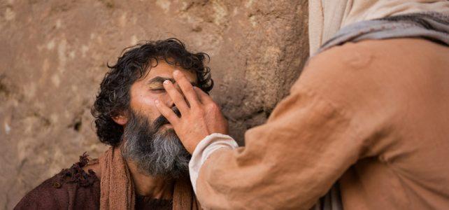 Evanđelje po Marku 10,46-52
